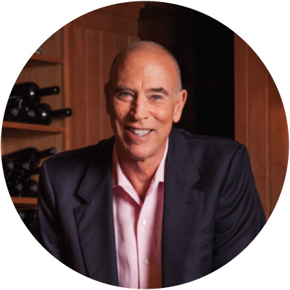circular photo - headshot of Michael Mondavi